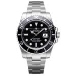 Rolex Oyster Perpetual Submariner Diving Watch 116610LN