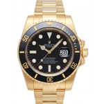 Rolex Oyster Perpetual Submariner Diving Watch 116618LN