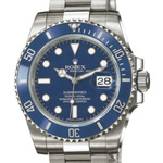 Rolex Oyster Perpetual Submariner Diving Watch 116619LB