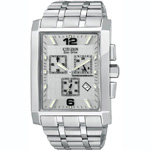 Citizen Eco-Drive Largo Stainless Steel Watch AT0910-51A
