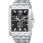 Citizen Eco-Drive Largo Stainless Steel Watch AT0910-51E