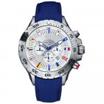 Nautica Men's NST Chronograph Flags Watch N16530G