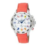 Nautica Men's NST Chronograph Flags Watch N16532G