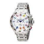 Nautica Men's NST Chronograph Flags Watch N20503G