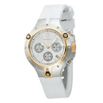 Nautica NSR-06 White Chronograph Watch NSR-06