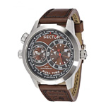 Sector Urban Oversize Dual Time Watch R3251102055