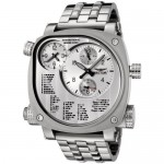 Sector Compass Collection Chronograph Dual Movement Watch R3253907015