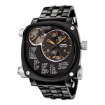 Sector Compass Collection Chronograph Dual Movement Watch R3253907025