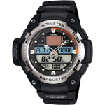 Casio Sport Twin Sensor Watch SGW-400H-1BVER