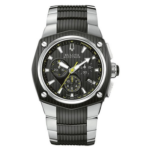 Bulova Accutron Corvara Chronograph Watch