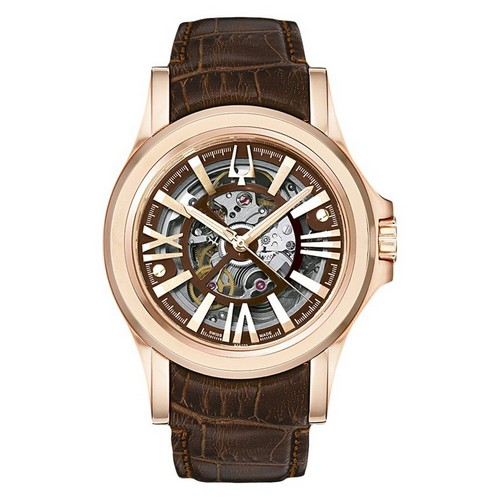 Bulova Accutron Kirkwood Skeleton Dial Watch