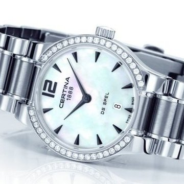 Certina DS Spel Lady Watch