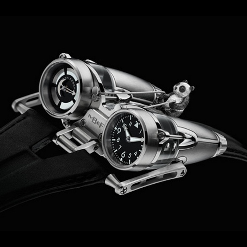 MB&F HM4 Flying Panda for Only Watch 2011