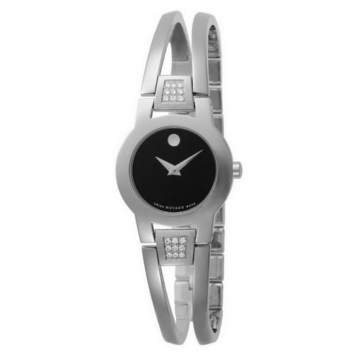 Movado Amorosa Diamond Accented Watch