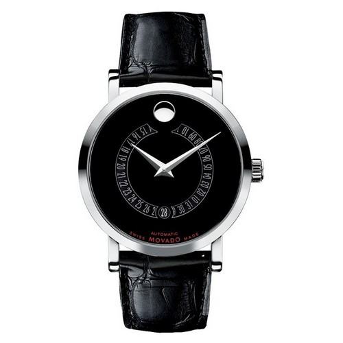 Movado Red Label Watch