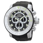 Invicta Pro Diver Sea Hunter Chrono Watch 0412
