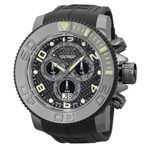 Invicta Pro Diver Sea Hunter Chrono Watch 0413