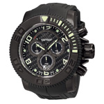 Invicta Pro Diver Sea Hunter Chrono Watch 0414