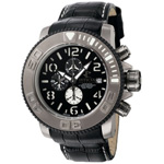 Invicta Pro Diver Sea Hunter Chrono Watch 0602