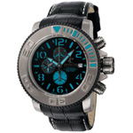 Invicta Pro Diver Sea Hunter Chrono Watch 0603