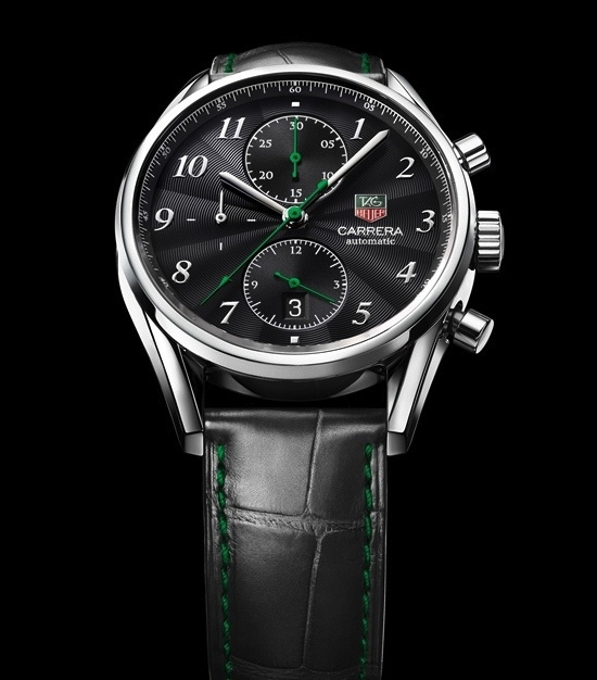 Tag Heuer Carrera Heritage Calibre 16 Automatic Chronograph Singapore Limited Edition Watch