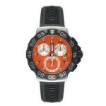 Tag Heuer Formula 1 Orange Chronograph Watch cah1113.ba0714