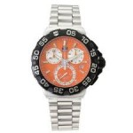 Tag Heuer Formula 1 Orange Chronograph Watch cah1113.ba0850