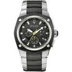 Bulova Accutron Corvara Chronograph Watch 65b123