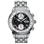 Bulova Accutron Gemini Chronograph Watch 63c009