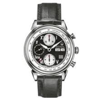 Bulova Accutron Gemini Chronograph Watch 63c011