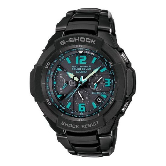 Casio G-Shock Aviation Watch GW3000BD-1A