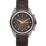 Fossil Decker Boyfriend Aluminum Watch es2914