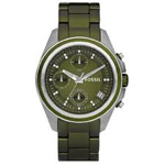 Fossil Decker Boyfriend Aluminum Watch es2917