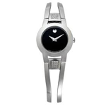 Movado Amorosa Diamond Accented Watch 0604982