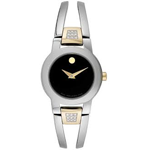 Movado Amorosa Diamond Accented Watch 0604983