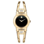 Movado Amorosa Diamond Accented Watch 0604984