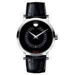 Movado Red Label Watch 0606158
