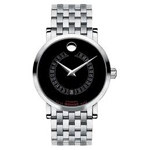 Movado Red Label Watch 0606284