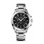 Omega Seamaster Aqua Terra GMT Chronograph Watch 231.10.44.50.01.001