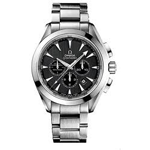 Omega Seamaster Aqua Terra GMT Chronograph Watch 231.10.44.50.06.001