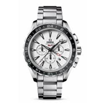 Omega Seamaster Aqua Terra GMT Chronograph Watch 231.10.44.52.04.001