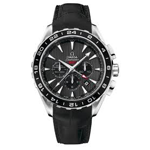 Omega Seamaster Aqua Terra GMT Chronograph Watch 231.13.44.52.06.001