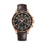 Omega Seamaster Aqua Terra GMT Chronograph Watch 231.53.44.52.06.001