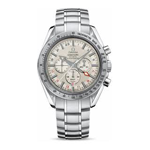 Omega Speedmaster Broad Arrow GMT Co-Axial Chronograph Watch 3581.30.00