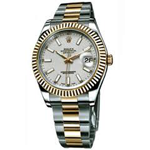 Rolex Oyster Perpetual Datejust II Watches 116333