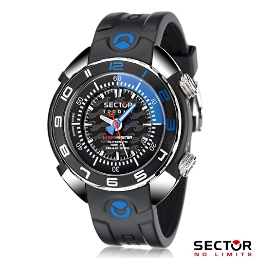 Sector Marine Collection Shark Master 1000m Watch