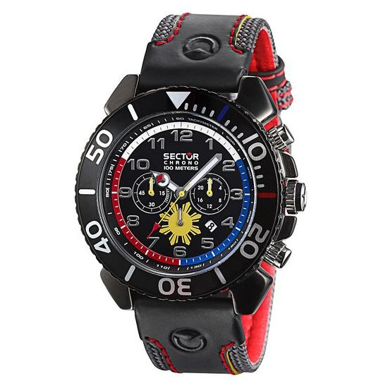 Sector Mountain Collection Centurion Philippines Special Edition Watch