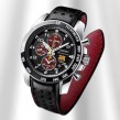Seiko Sportura FC Barcelona Chronograph Watch