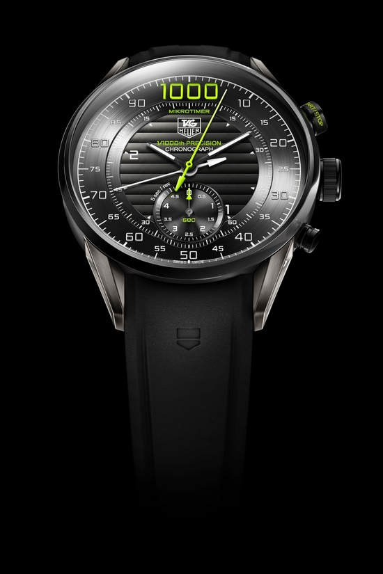 TAG Heuer Microtimer 1000 Flying Chronograph Watch