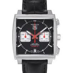 TAG Heuer Monaco Calibre 12 Automatic Chronograph Watch caw2114.fc6021